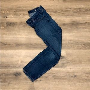 J.Crew Toothpick Jeans Ankle Size 27
